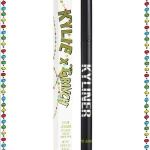 Kylie x The Grinch olive Kyliner